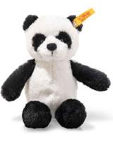 Steiff panda Ming 16 cm noir/blanc 075810