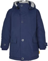 Steiff Parka Bionic Finish RED AND BLUE WINTER patriot blue 1921127-6033