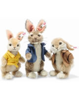 Steiff Peter Rabbit Set 3 pieces 355622