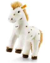 Steiff Pferd Spotty 30 cm weiß/braun 071287