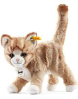 Steiff Plüsch Katze Mizzy blond stehend 25 cm 099342