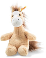 Steiff Plüsch Pferd Hippity blond sitzend 18 cm 073441