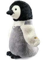 Steiff Plüsch Pinguin Flaps schwarz/weiß/grau 70 cm 075711