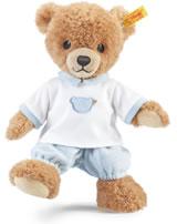 Steiff Plüsch Schlaf-Gut-Bär blau stehend 25 cm 239571