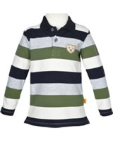 Steiff Poloshirt Langarm BEST FRIENDS stripe 6843511-0001