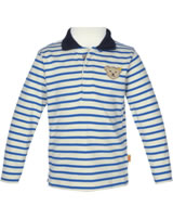 Steiff Polo shirt long sleeve SAILING TOUR nautical blue 6913563-3009