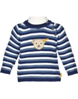 Steiff Pullover SHADES OF BLUE stripe 6842617-0001