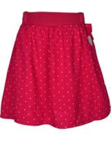 Steiff Skirt CLASSIC RED allover 6843215-0003