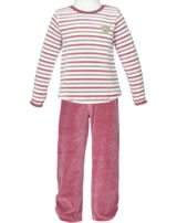 Steiff Pyjama Nicky WELLNESSWEAR dusty rose 6846205-2756