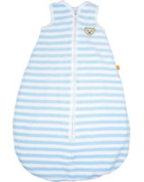 Steiff Sleeping bag for baby BASIC blue 0002888-3023