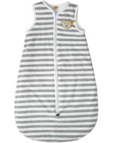 Steiff Sleeping bag for baby BASIC softgrey 0002888-8200