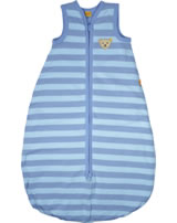 Steiff Sleeping bag SUMMER COLORS baby blue 6916740-3023
