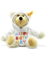 Steiff Teddy Charly 23 cm beige Happy Birthday 012310