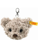 Steiff Keyring teddybear Honey 7 cm grey 112553