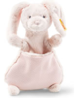 Steiff Schmusetuch Hase Belly 27 cm rosa 240751