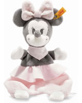 Steiff Comforter Minnie Mouse 29 cm grey/pink/white 290176