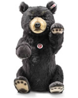 Steiff ours noir 50 cm alpaca noir 021695