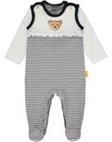 Steiff Romper & shirt AHOI BABY steiff navy 2012228-3032