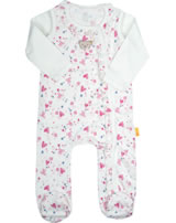 Steiff Romper&shirt BEAR IN MY HEART cloud dancer 2011137-1001
