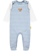 Steiff Romper and shirt BEAR CREW forever blue 2012123-6027