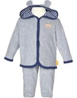 Steiff Set of sweatshirt and pants COSY BLUE quarry 1921316-9007
