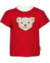 Steiff Shirt short sleeve AHOI BABY tango red 2012241-4008