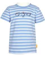 Steiff Shirt long sleeve BEAR CREW forever blue 2012145-6027