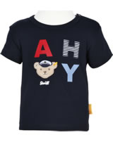 Steiff Shirt long sleeve BEAR CREW steiff navy 2012136-3032