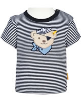 Steiff Shirt short sleeve BEAR CREW stripe steiff navy 2012140-3032