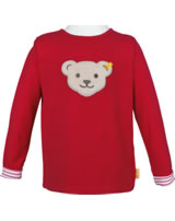 Steiff Shirt long sleeve AHOI MINI! tango red 2012532-4008