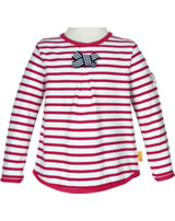 Steiff Shirt long sleeve AHOI MINI! tango red 2012536-4008