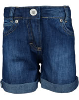Steiff Shorts Jeans CONFETTI blue denim 6913205-0013