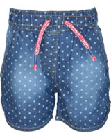 Steiff Shorts Jeans PARADISE PINK allover 6833325-0003