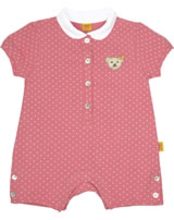 Steiff Onesie short sleeve LITTLE PEACH allover 6912115-0003