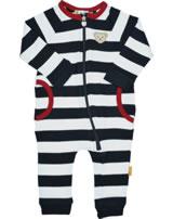 Steiff Romper AHOI BABY stripes steiff navy 2012232-3032