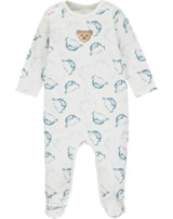 Steiff Romper BABY UNISEX ORGANIC cloud dancer 2012321-1045