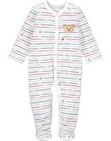 Steiff Romper BEAR CREW bright white 2012127-1000