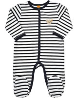 Steiff Romper long sleeve WINTER COLOR NICKY marine 6842931-3032