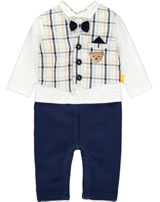Steiff Romper SPECIAL DAY bright white 2014115-1000