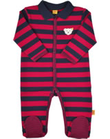 Steiff Romper LITTLE COUNTRY BOY stripe 6842541-0001