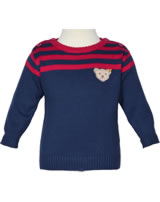 Steiff Strick-Pullover COSY BLUE patriot blue 1921302-6033