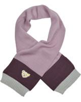 Steiff Scarf NATURAL BERRY lavender mist 1921229-7020