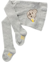 Steiff Pair of tights with Teddy-head BASIC quarry 000020601-9007
