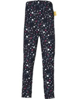 Steiff Sweat-Leggings BLUEBERRY HILL black iris 1922616-3032