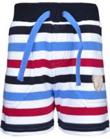 Steiff Sweat-Shorts MODERN MARITIME bright white 001912121-1000
