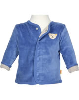 Steiff Sweatjacket WINTER COLOR NICKY federal blue 6722913-3064