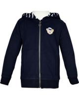 Steiff Sweat jacket SEA BEAR steif navy 2012426-3032