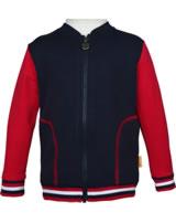 Steiff Sweat jacket SEA BEAR steiff navy 2012425-3032