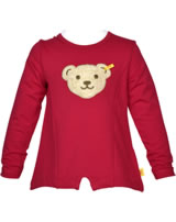 Steiff Sweatshirt SPORTY GIRL tango red 6713013-2016