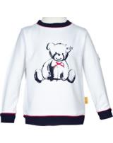 Steiff Sweatshirt AHOI MINI! bright white 2012505-1000
